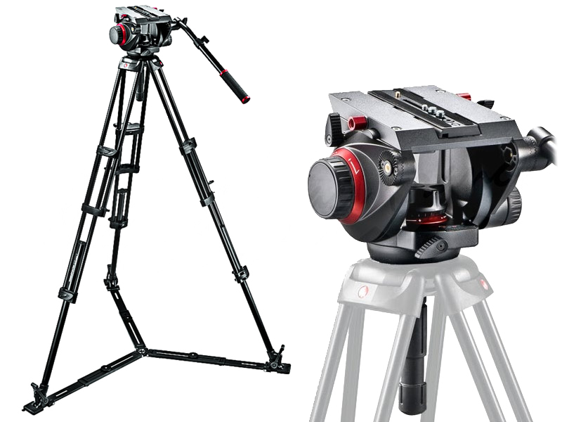 Pied Manfrotto 509HD